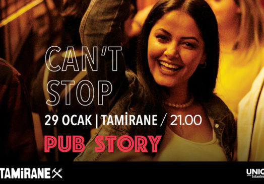 """Pub Story """"Cant Stop"""""""